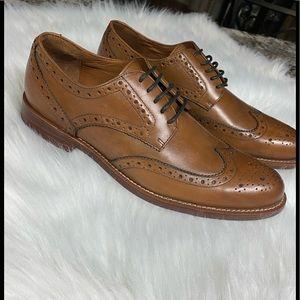 Men's NWOT Winthrop Leather Dress Shoes